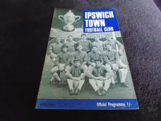 Ipswich Town v Arsenal, 1968/69